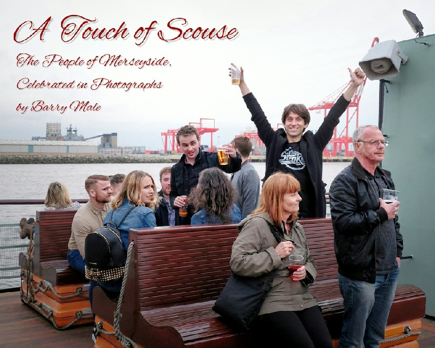 A Touch of Scouse front cover